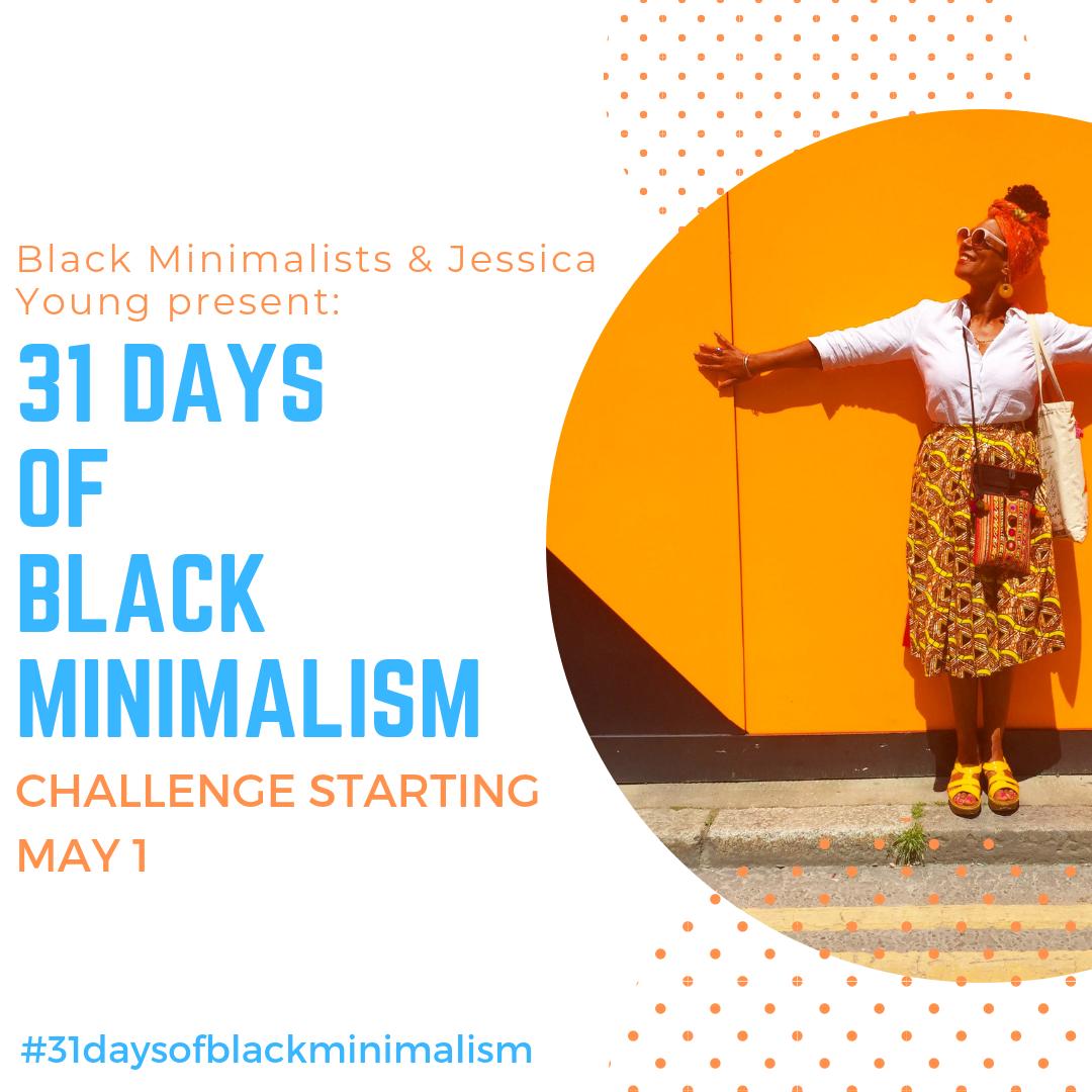 31daysofblackminimalism