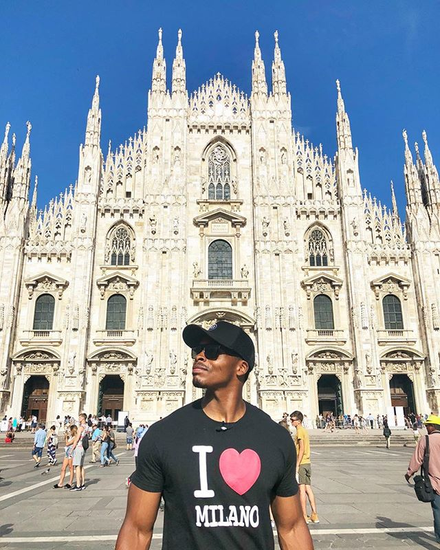 Milan, the fashion capital of the world also has one of the most beautiful churches in the world, which also has the most pigeons in the world. The Milan Cathedral, a.k.a. The Duomo, is a gem among European churches. Europe is full of Cathedrals. From Iceland to Serbia. #italy #milano #milan #philgoodtravel  #thelookawaypose