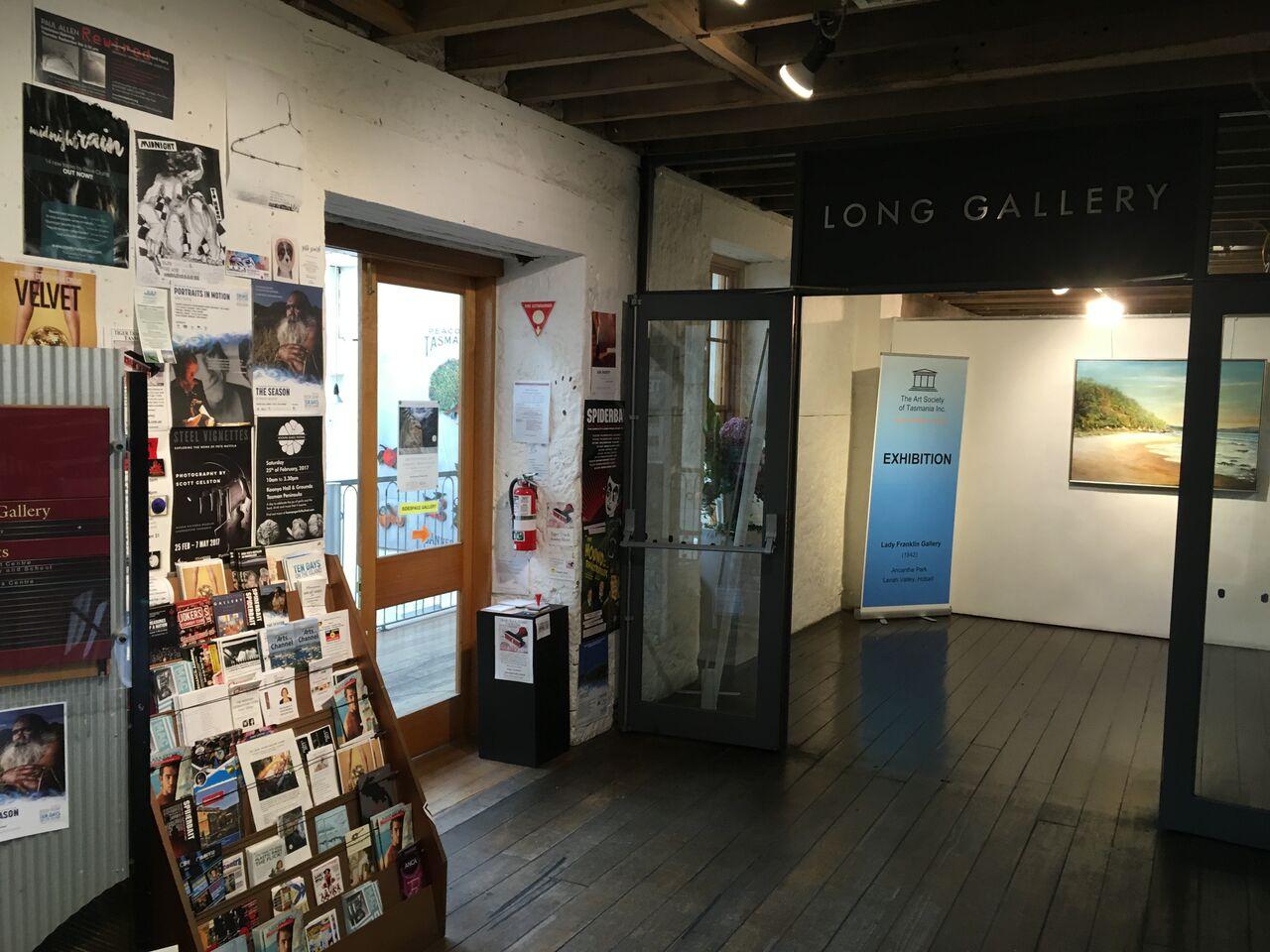Salamanca Arts Centre, Hobart.