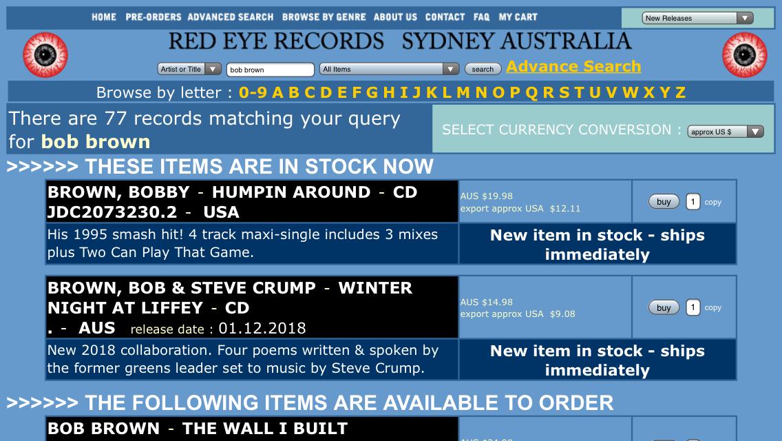 Red Eye Records