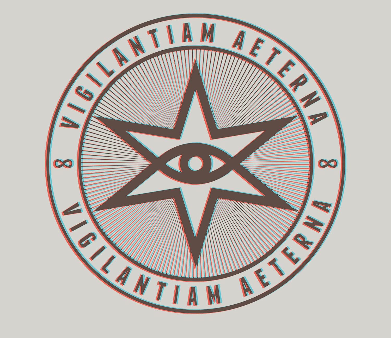Eternally Vigilant Badge