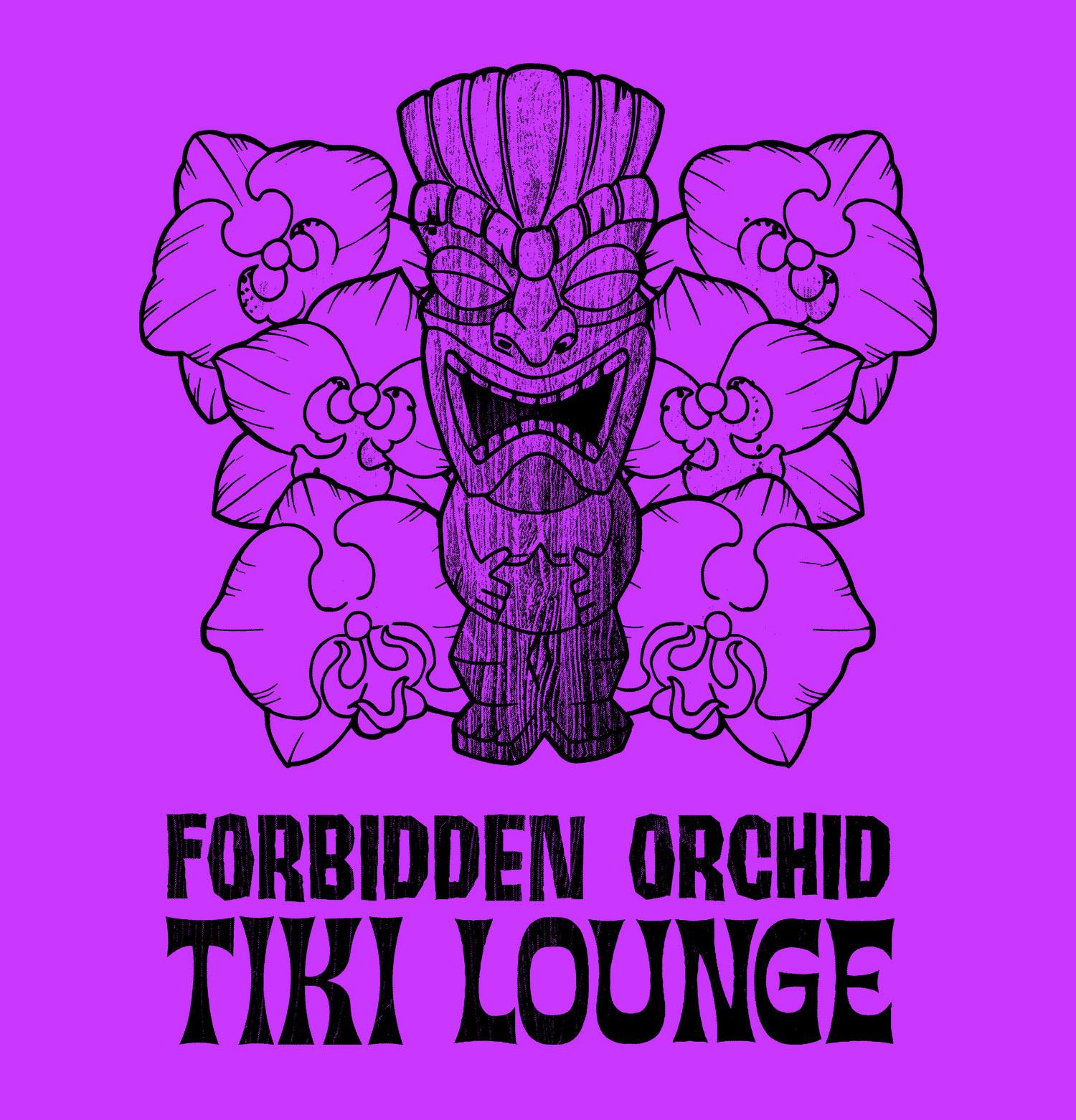 Forbidden Orchid Tiki Lounge