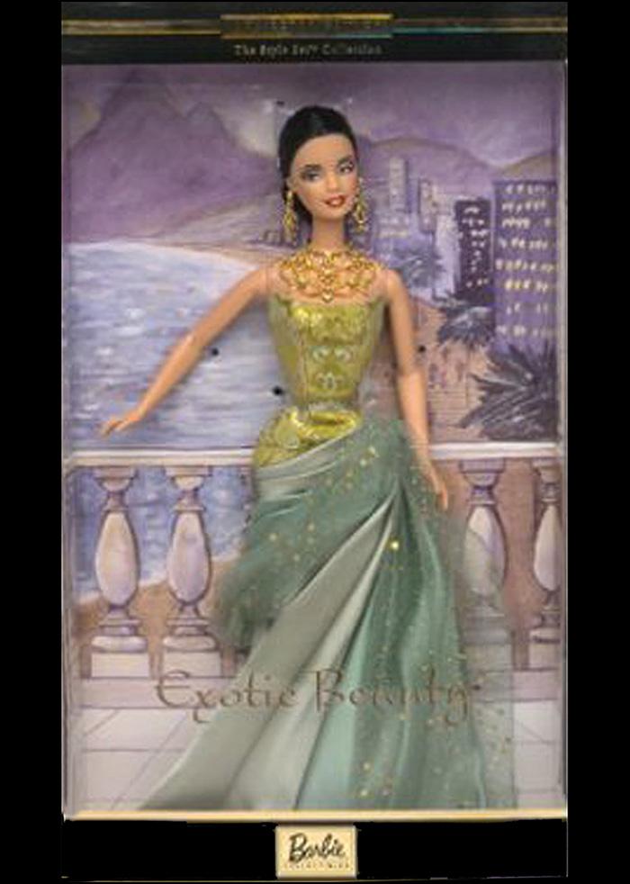 Exotic Beauty Barbie