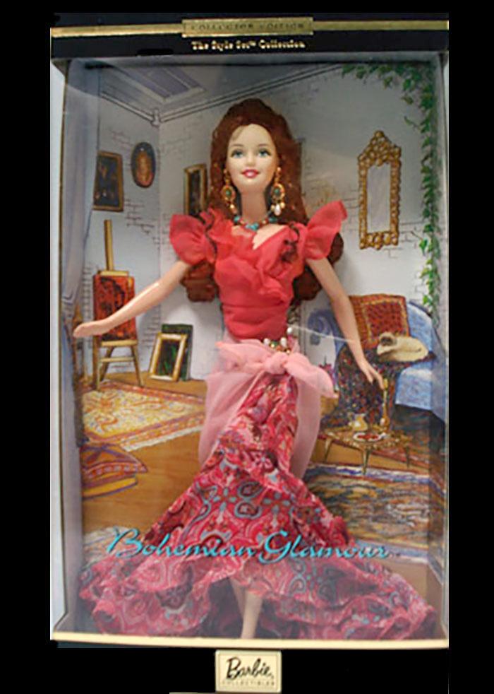 Bohemian Glamour Barbie