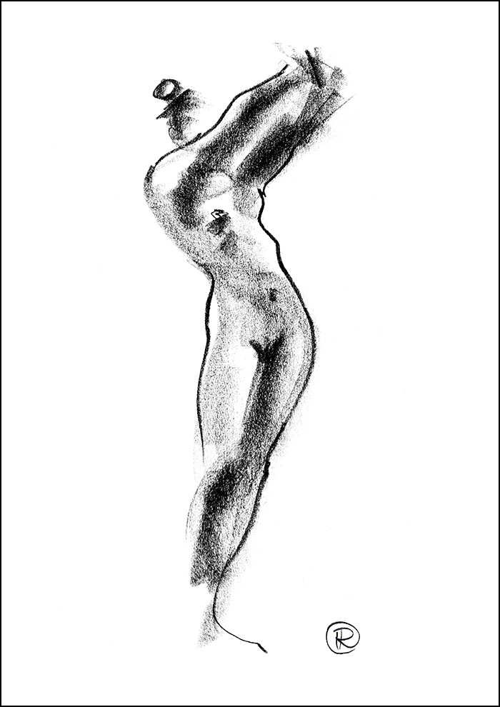 Female Nude No. 10