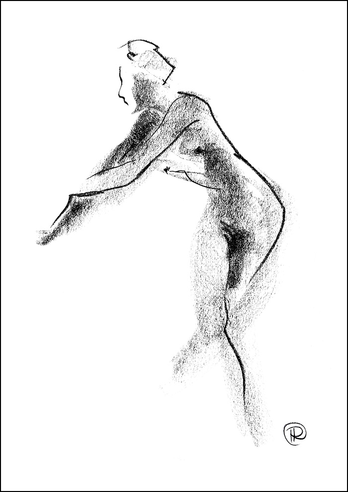 Female Nude No. 11