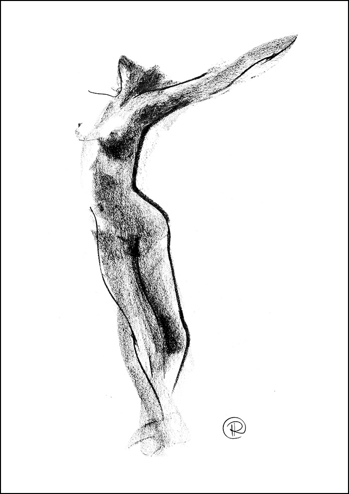 Female Nude No. 15