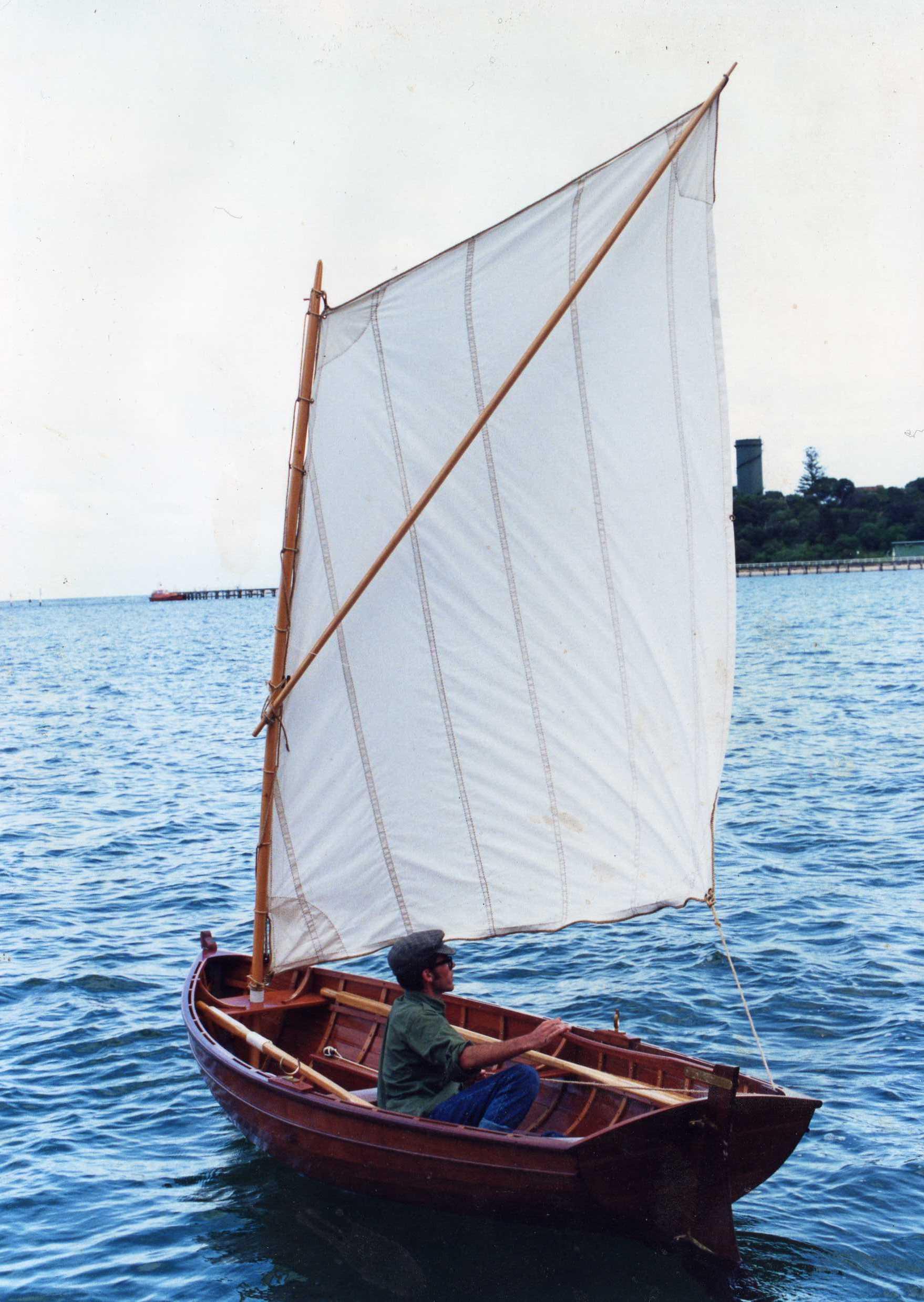 Dan Atkins Sailing
