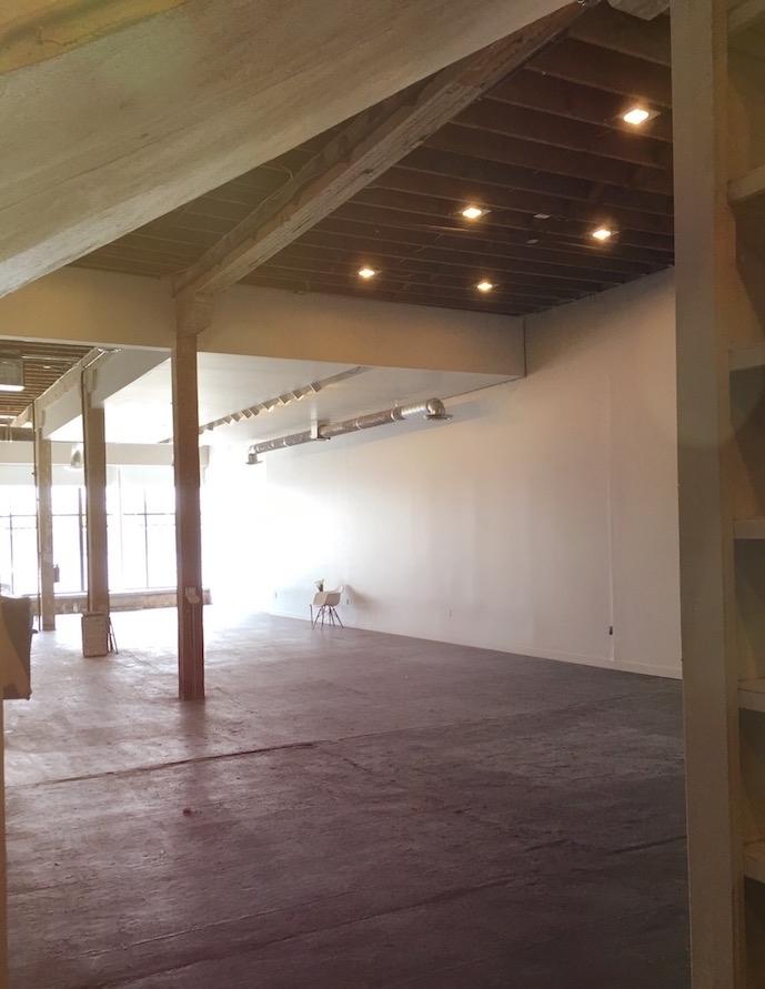 Ember //final renovation stage