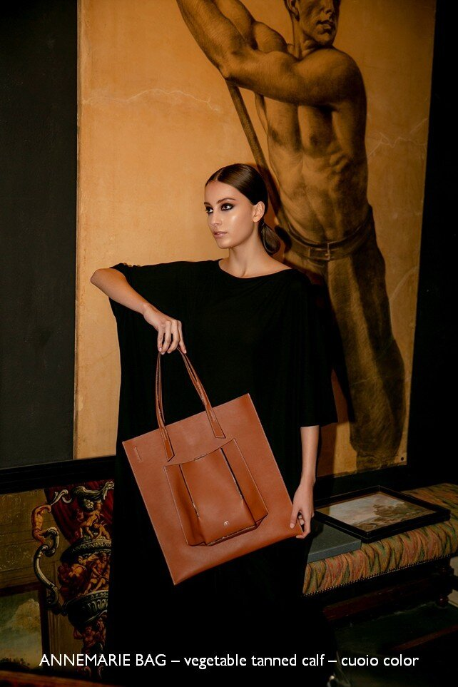 01 ANNEMARIE BAG – vegetable tanned calf – cuoio color.jpg