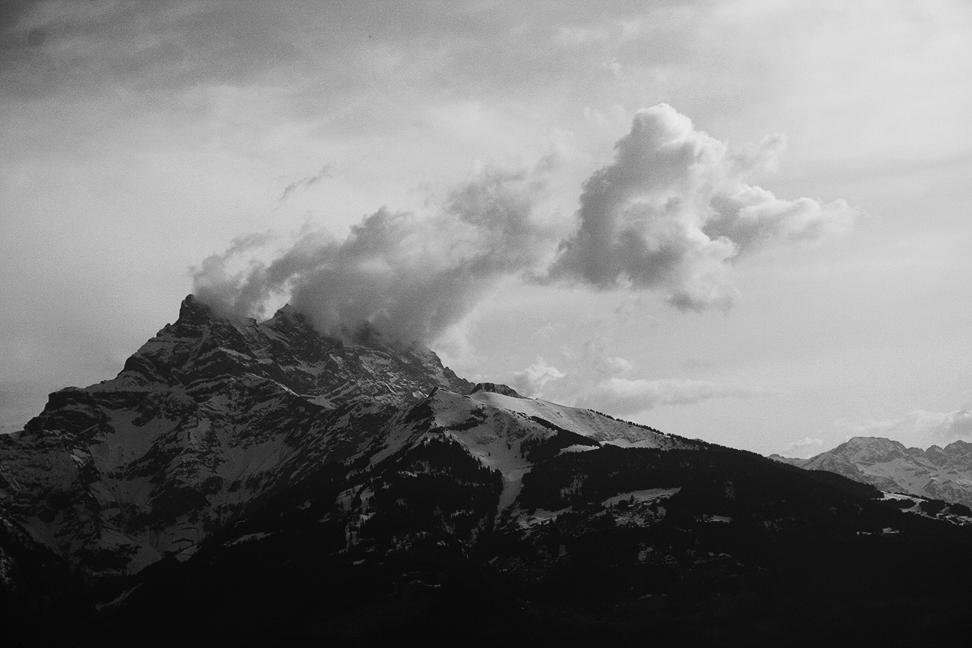Dents Du Midi, Switzerland - 2010