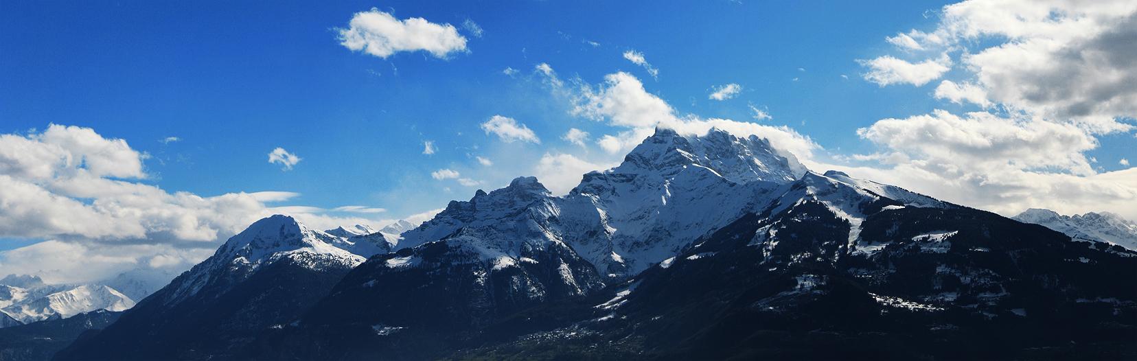 Dents Du Midi, Switzerland - 2012