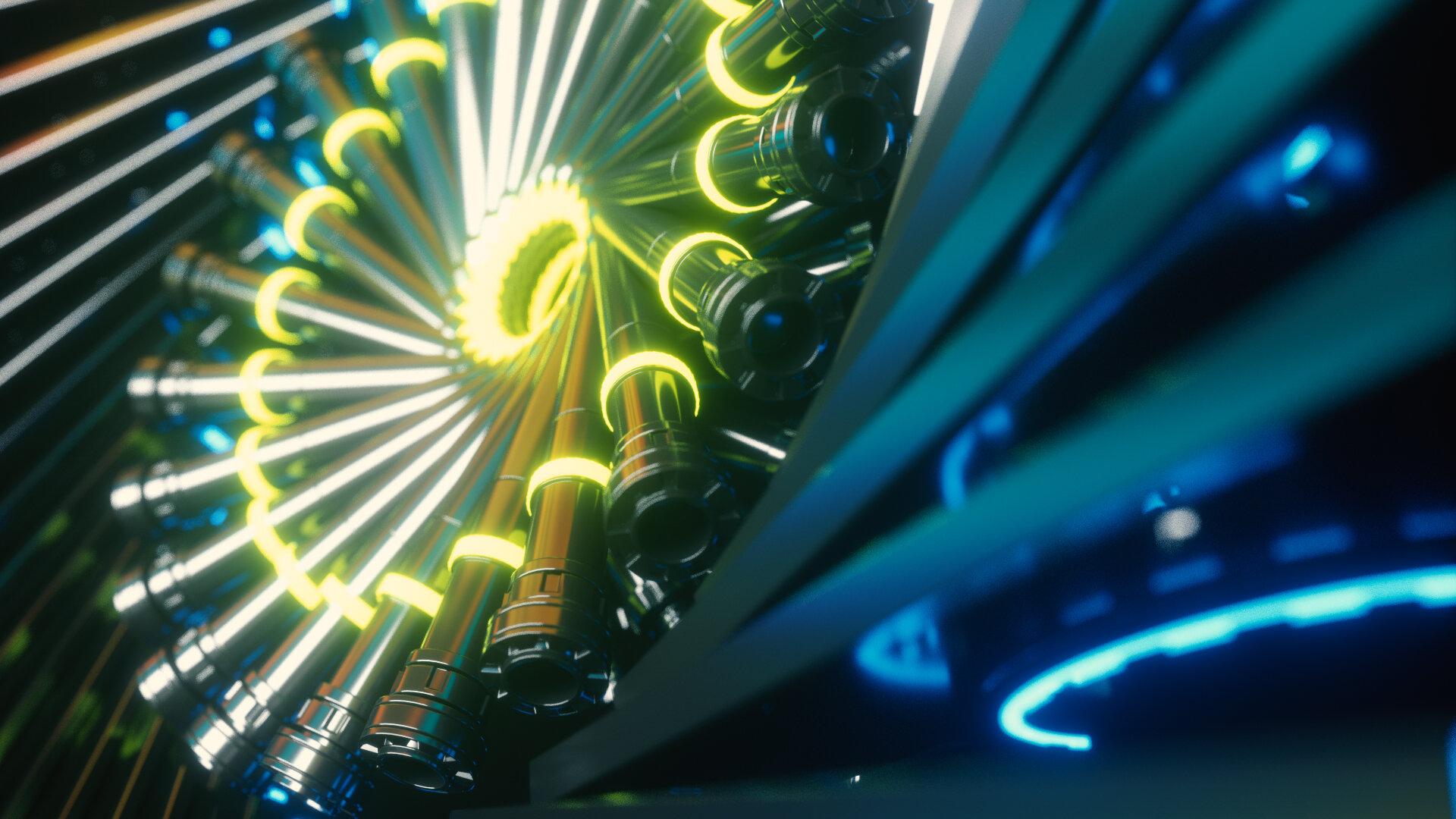 Tech Swirls