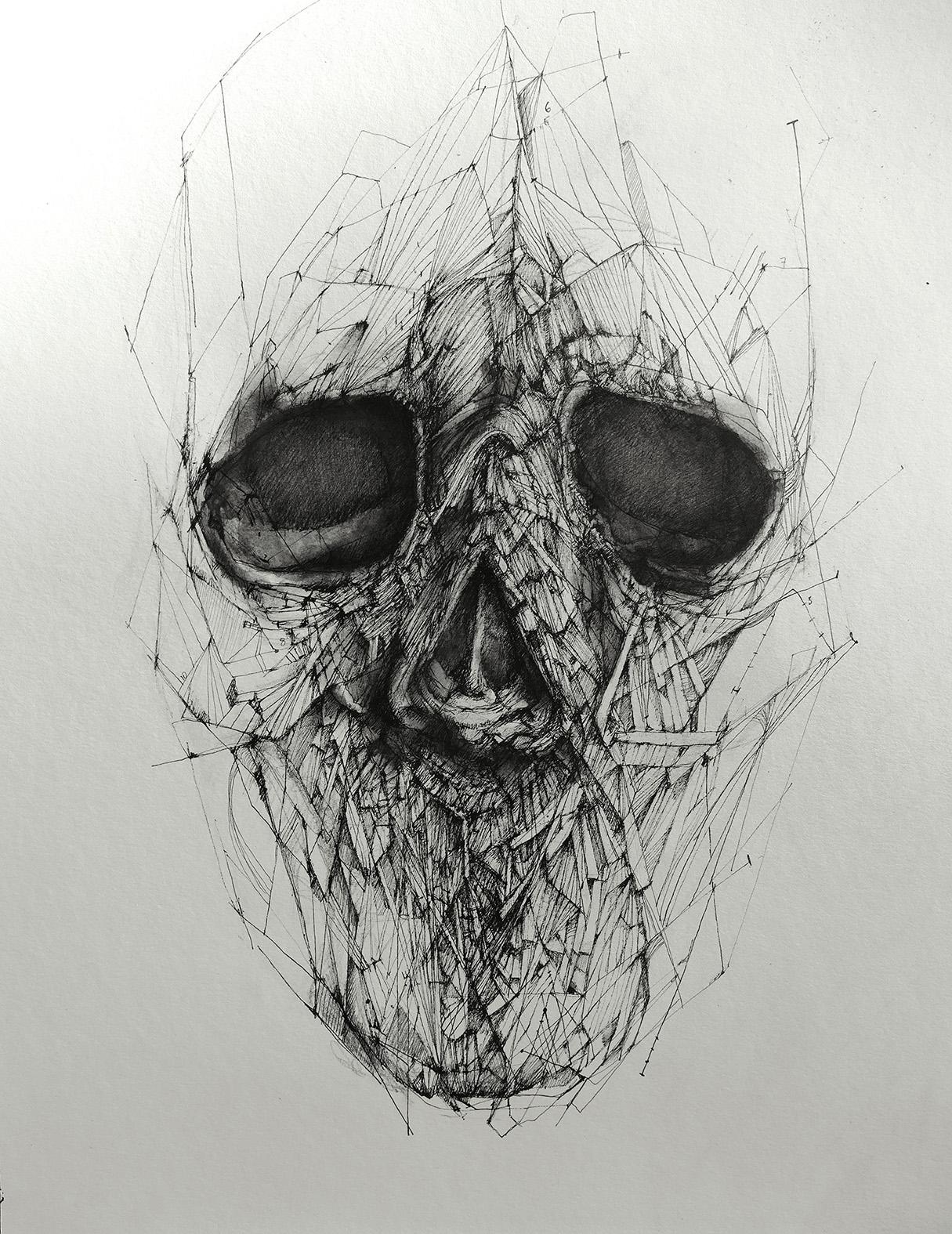 """Untitled"" 56 x 42 cm"