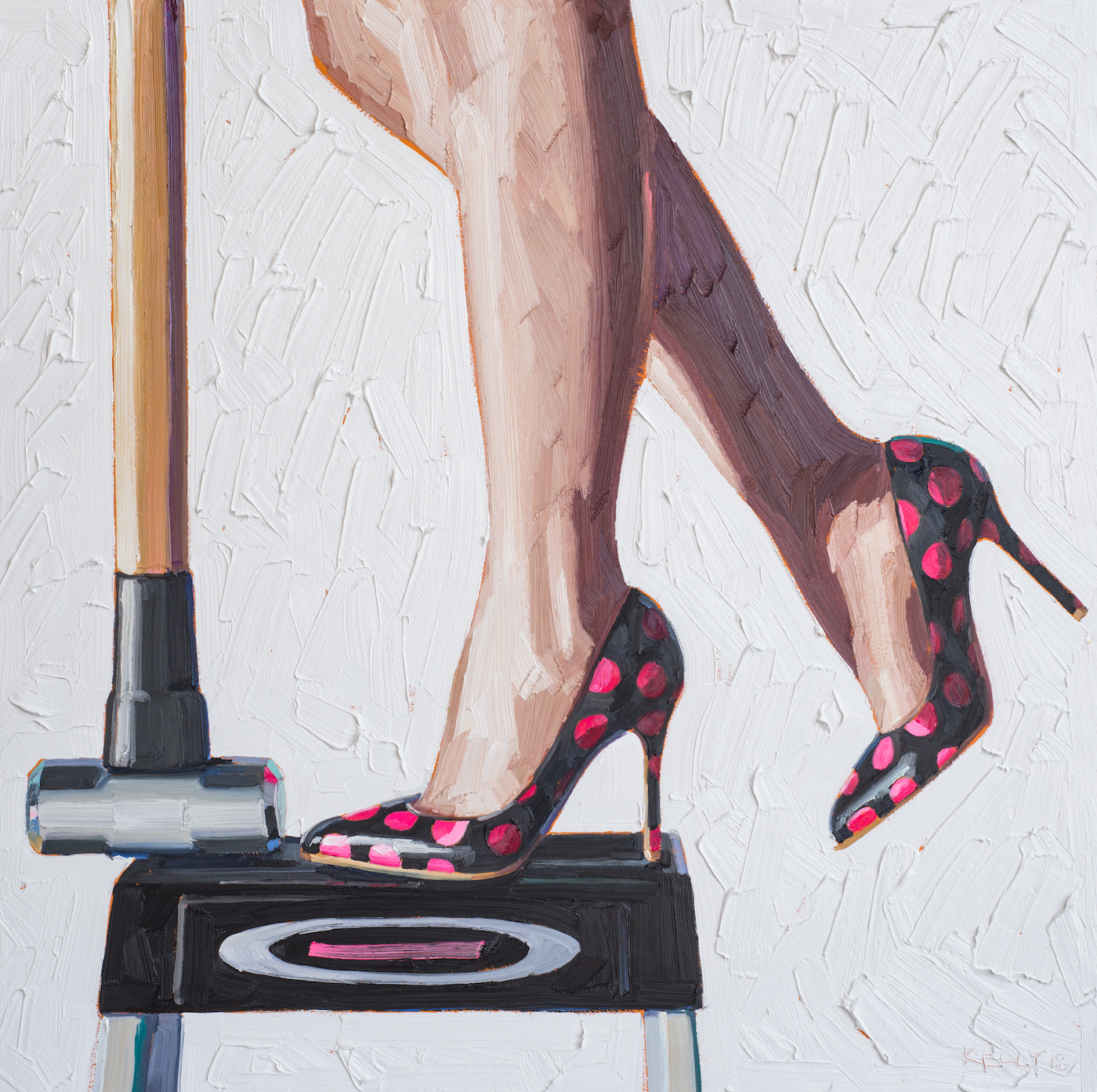 Leg Up_oil on panel_2018_lille.jpg