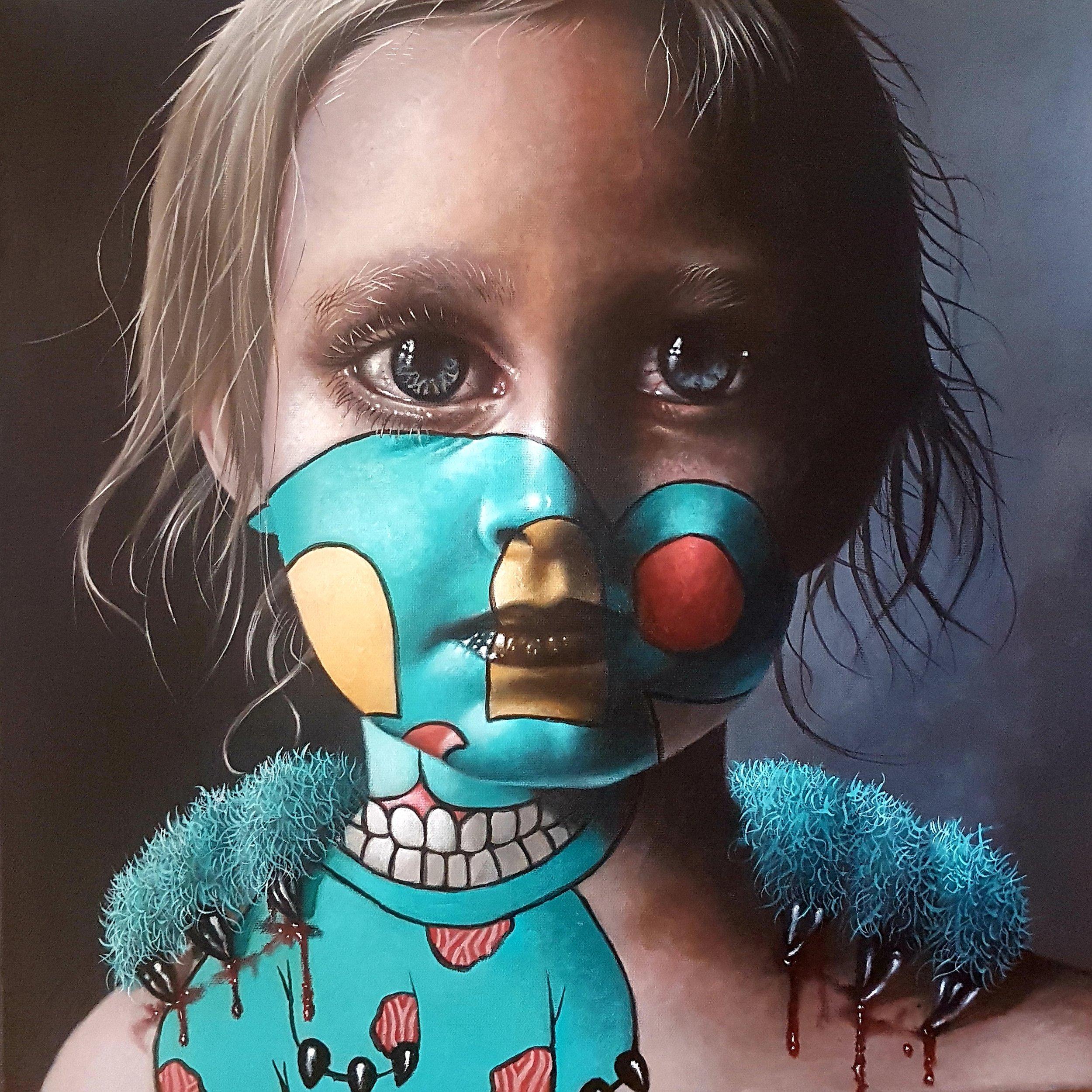Hans Henrik Fischer_Two-faced_50 x 50 cm_2019_16.500 DKK.jpg