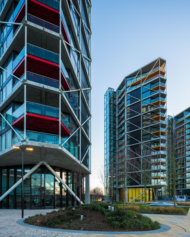 Riverlight Two Battersea, London