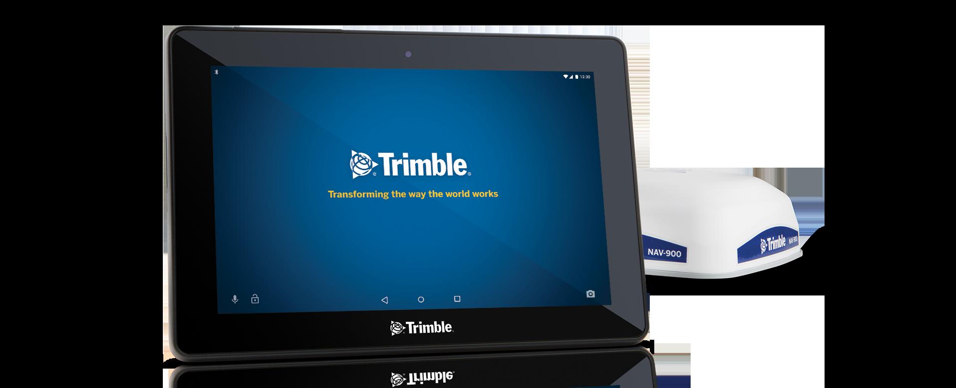 Trimble Guidance Display FMX