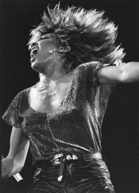 Tina Turner 1984