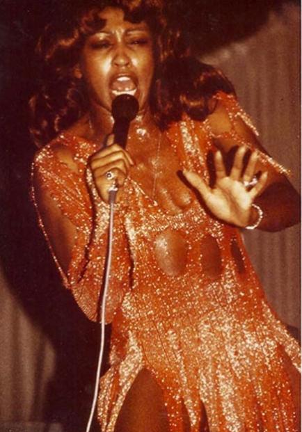Tina Turner 1974