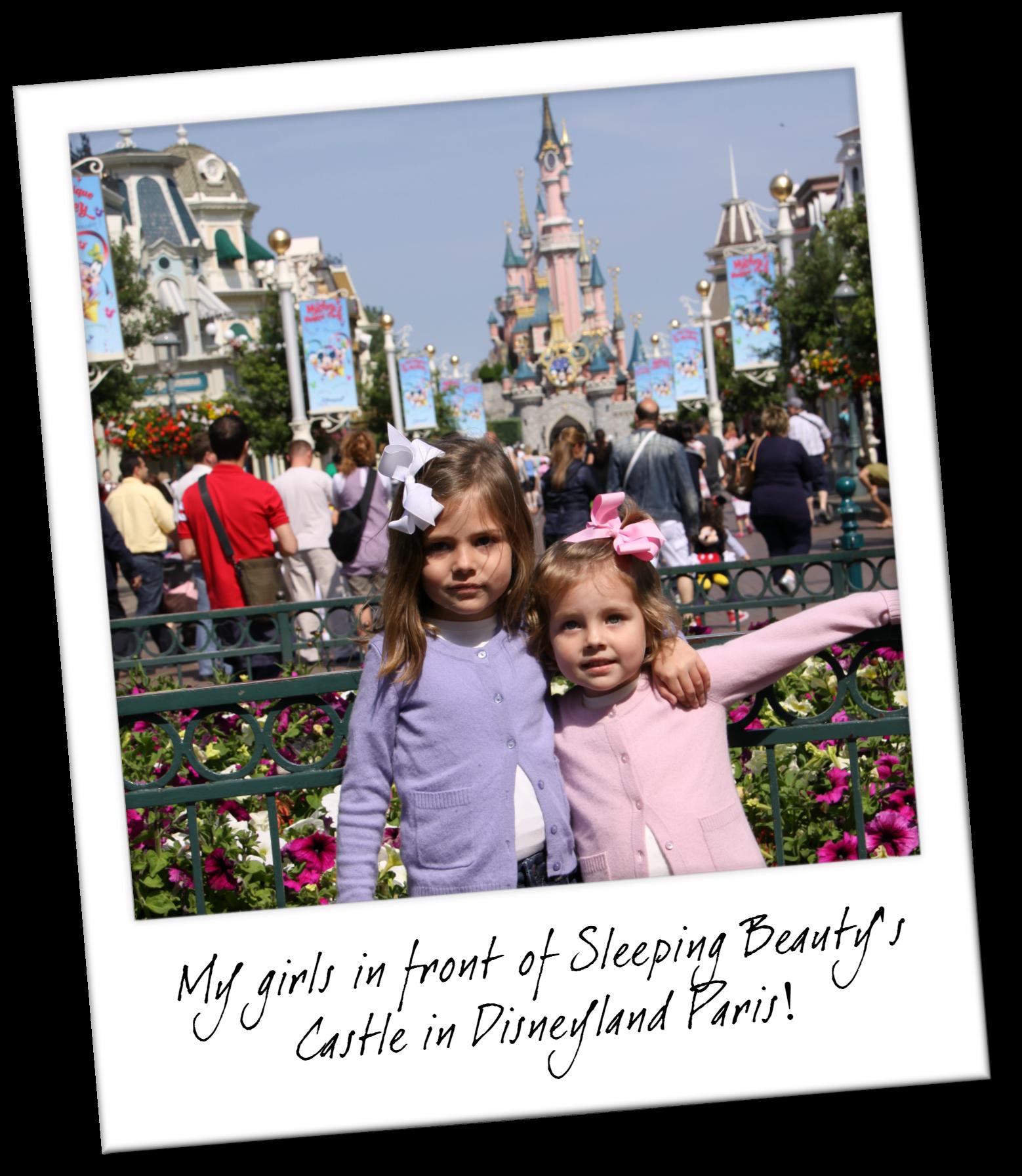 Nawal and Neve at Disneyland Paris - Family Guide to Paris France.png