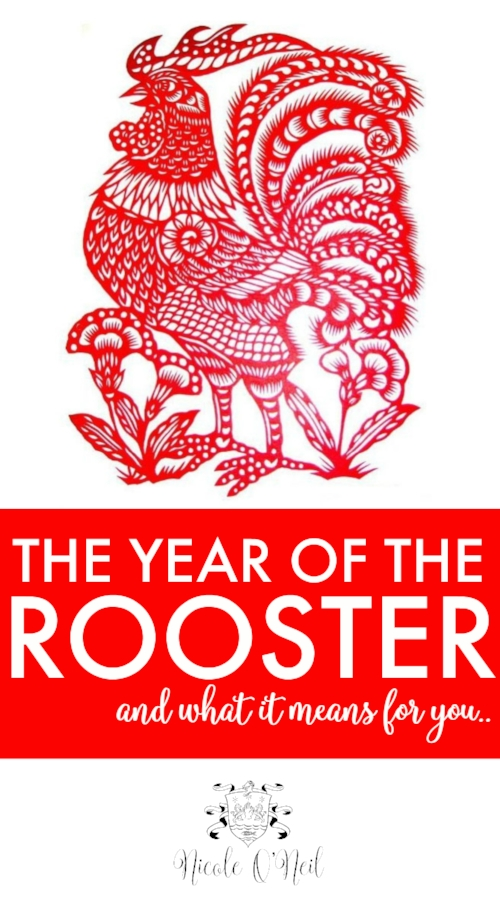 Chinese Zodiac - 2017 The Year of the Rooster and What It Means for You - Easy Chinese Zodiac Explanation