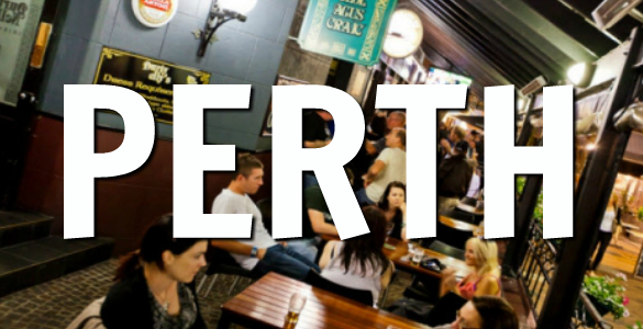 The Best Irish Pubs in Perth for Saint Patrick's Day Celebrations