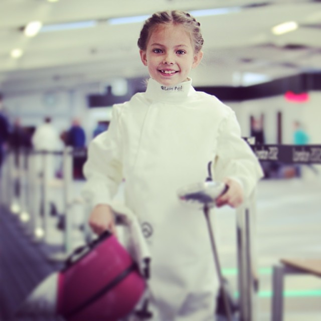 Nawal and Neve Fencing in The UK