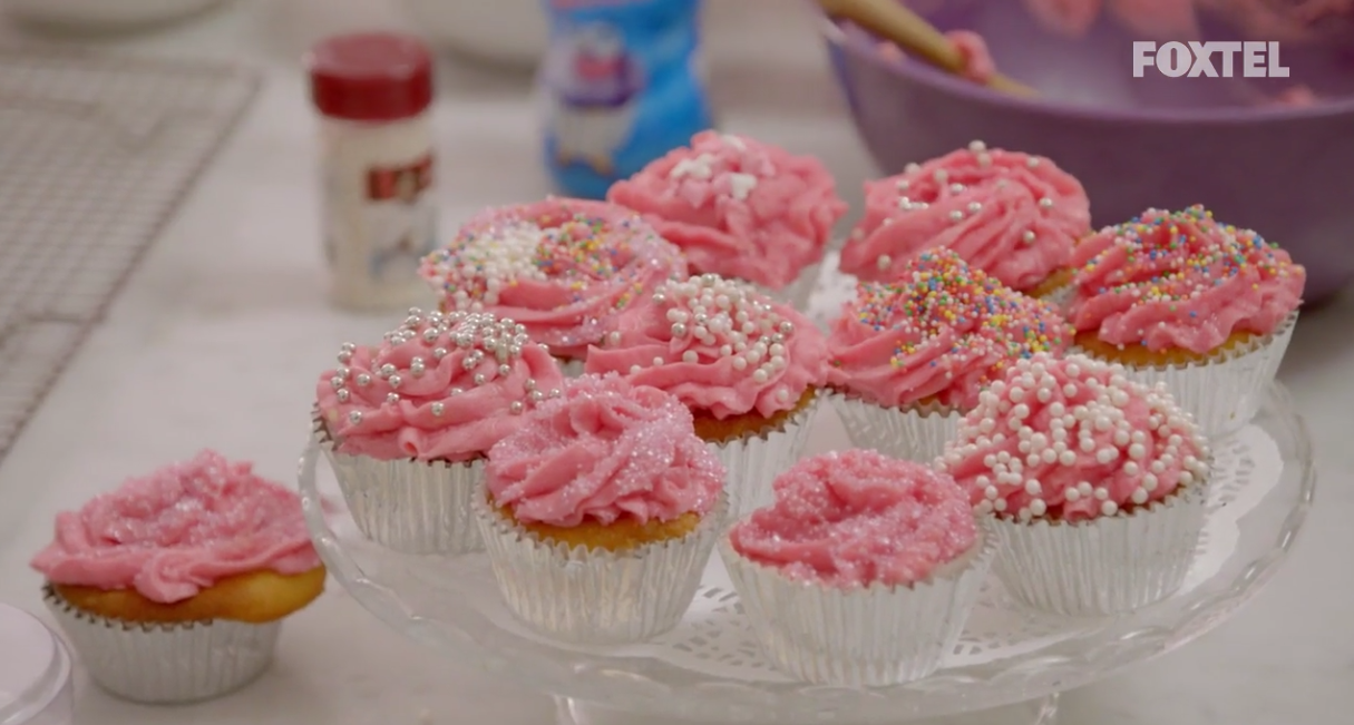 O'Neil Family Cupcake Recipe Real Housewives of Sydney