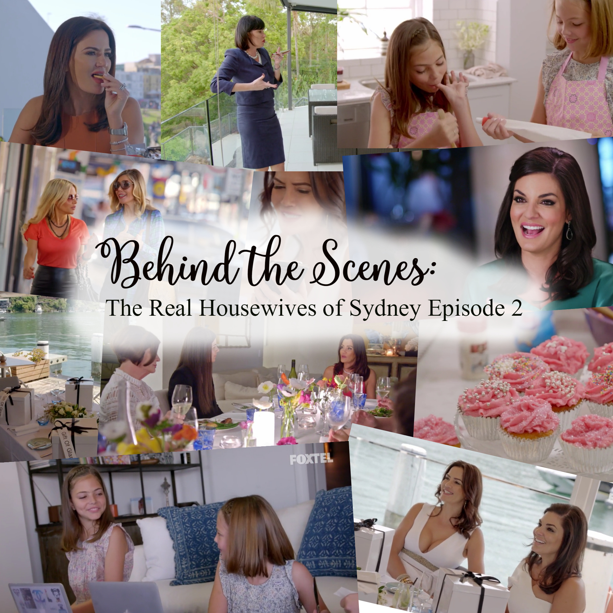 Behind the Scenes of The Real Housewives of Sydney Episode Two Series One Nicole O'Neil
