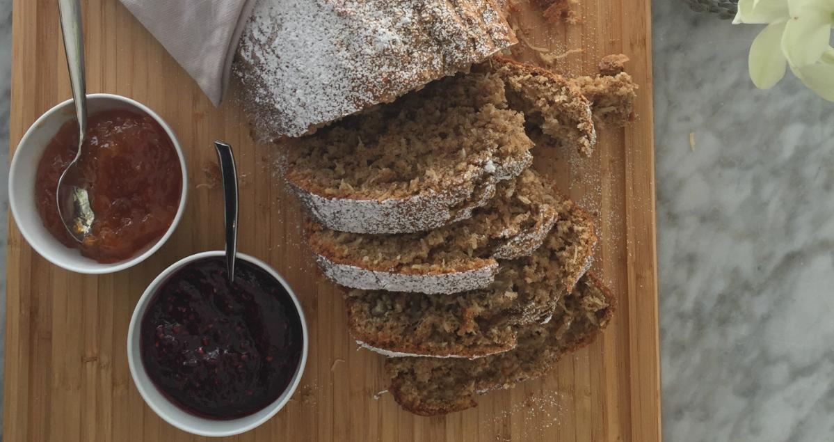 Nicole O'Neil's Coconut Bread Recipe