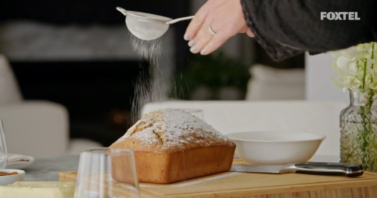 Nicole O'Neil's Coconut Bread Recipe - The Real Housewives of Sydney Season 1 Episode 3