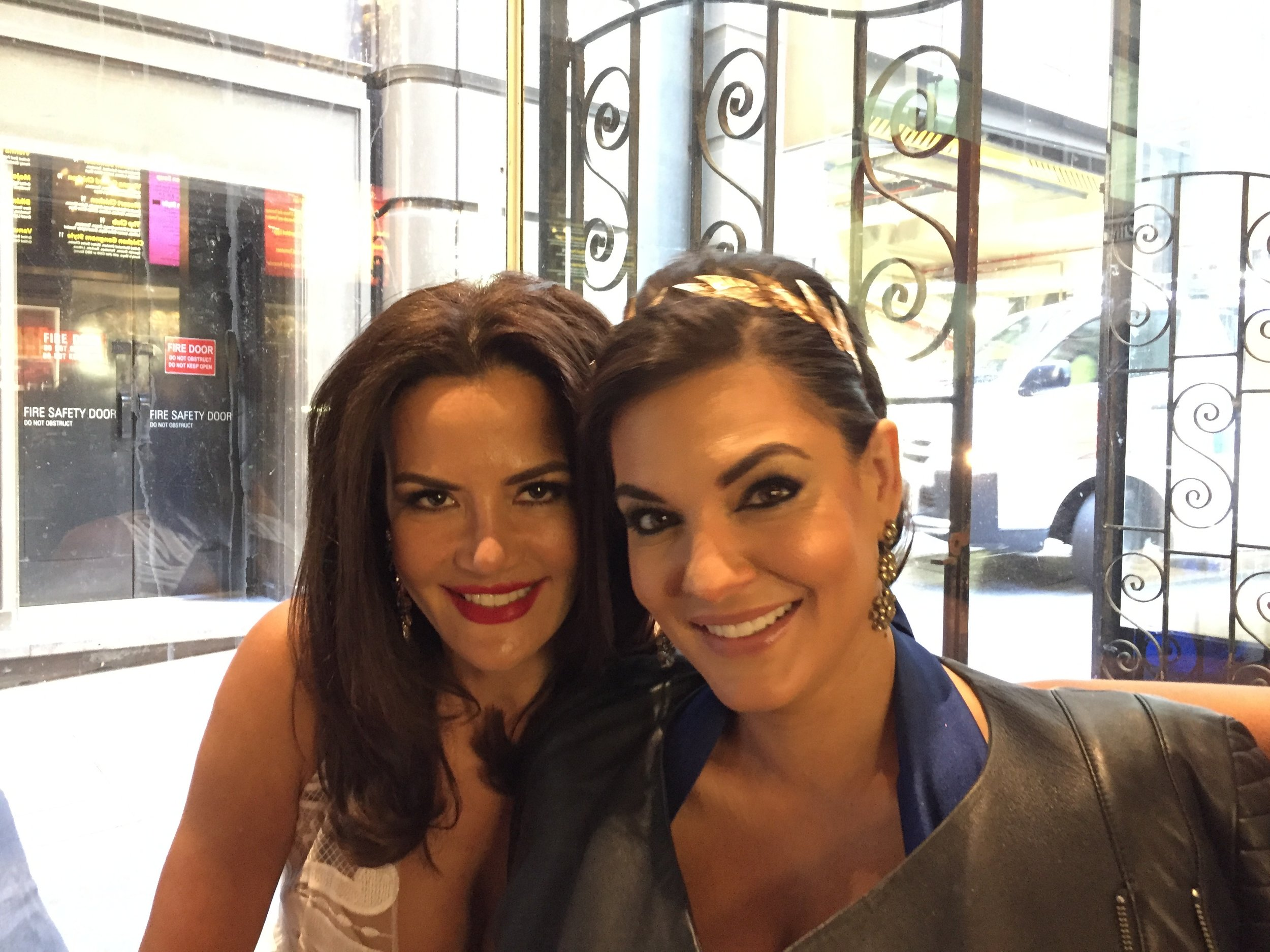 Krissy Marsh and Nicole O'Neil - Behind the Scenes of The Real Housewives of Sydney