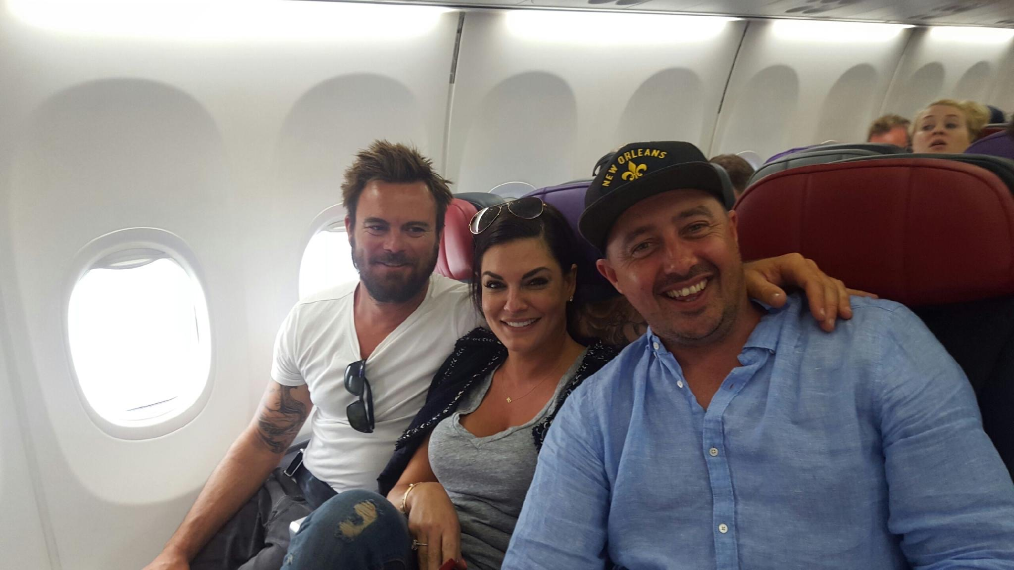 Behind the Scenes of The Real Housewives of Sydney Episode Four - Nicole with the crew.jpg
