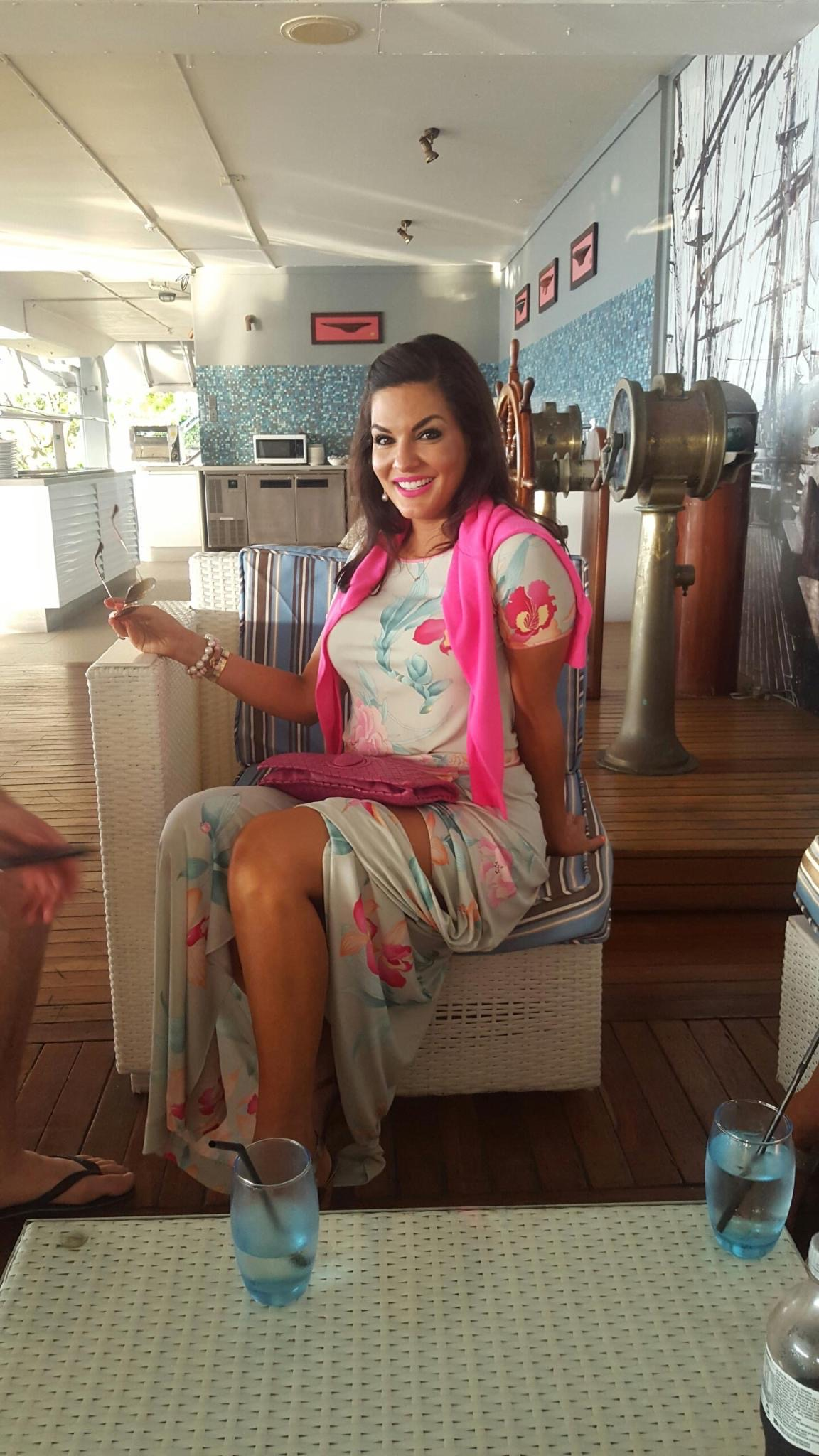 Behind the Scenes of The Real Housewives of Sydney Episode Four - Nicole's outfit for cocktails.jpg