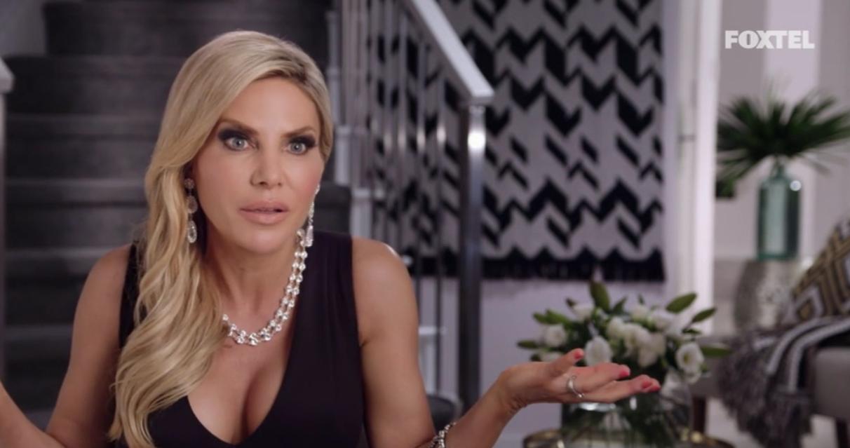 Mel nanny scene - The Real Housewives of Sydney Episode 5 Season 1 Recap S01E05