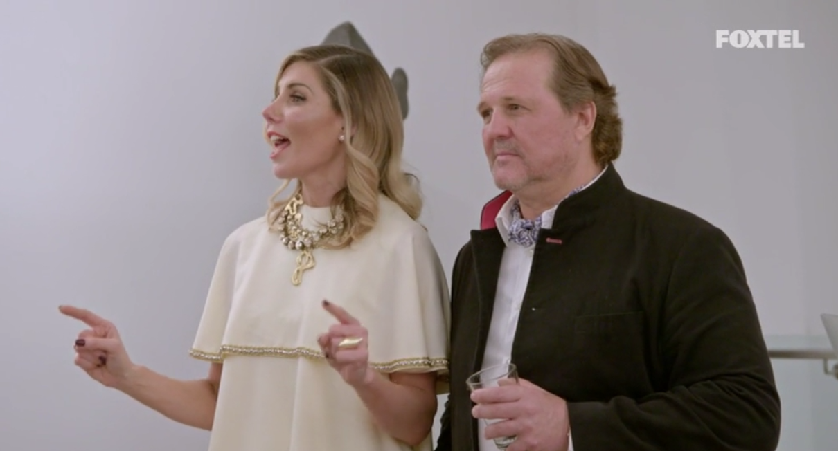 AthenaX and Tim Olsen - The Real Housewives of Sydney Episode 5 Season 1 Recap S01E05