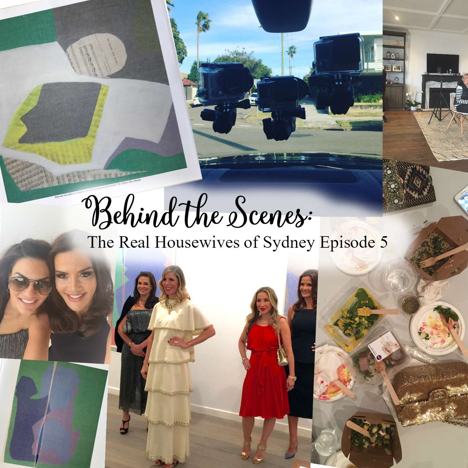 Behind the Scenes of The Real Housewives of Sydney Episode 5