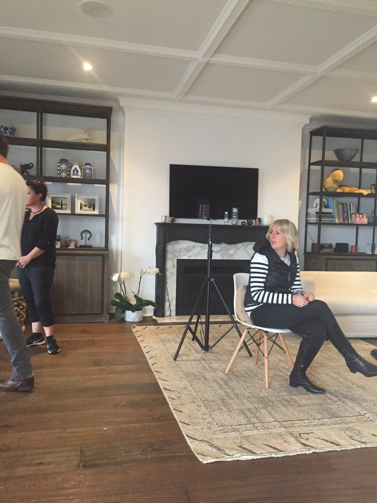Behind the Scenes of The Real Housewives of Sydney - Filming Master Interviews