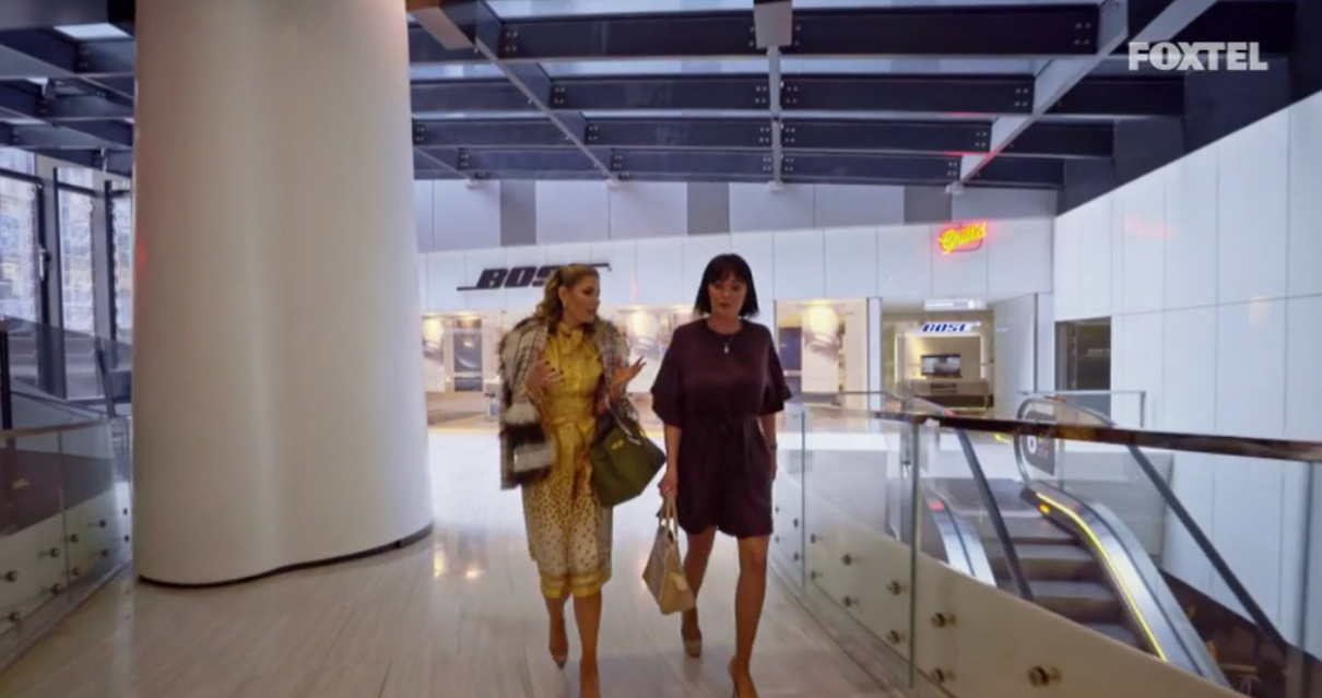 Lisa and AthenaX Go Shopping - The Real Housewives of Sydney Episode 6 Recap Season 1