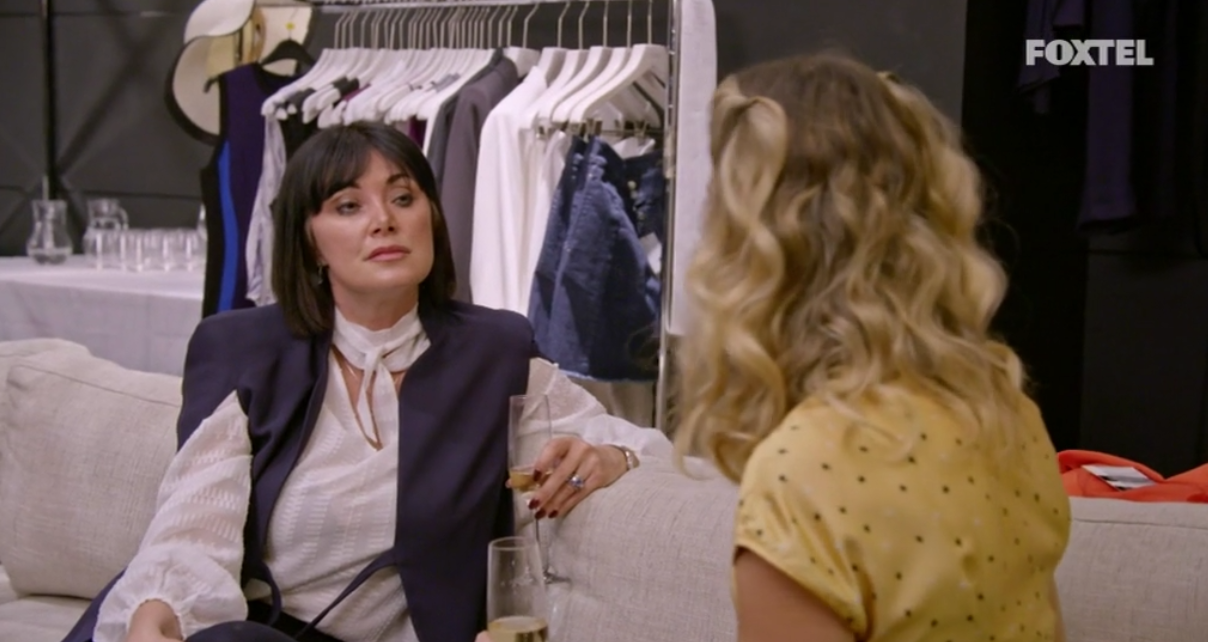 AthenaX Blames Nicole - The Real Housewives of Sydney Episode 6 Recap Season 1