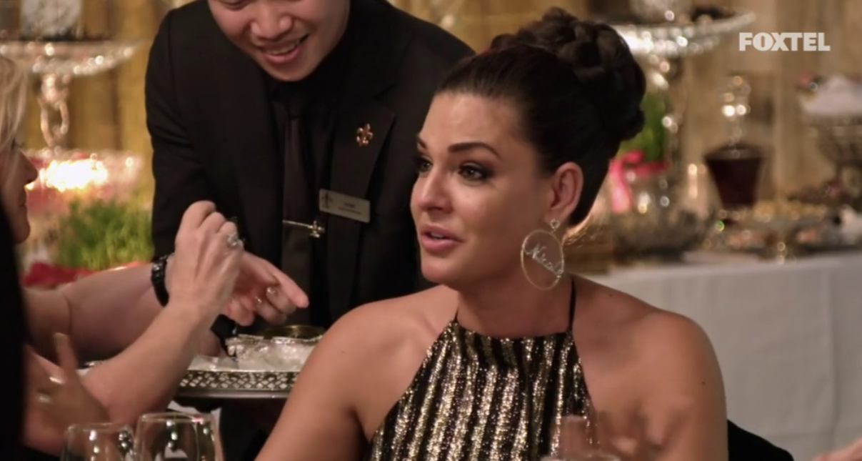 Nicole at Matty's Party  - The Real Housewives of Sydney Episode 6 Recap Season 1