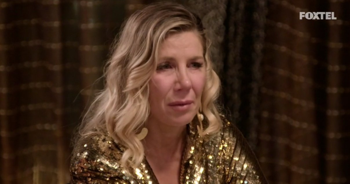 AthenaX Talks About Her Abuse - The Real Housewives of Sydney Episode 6 Recap Season 1