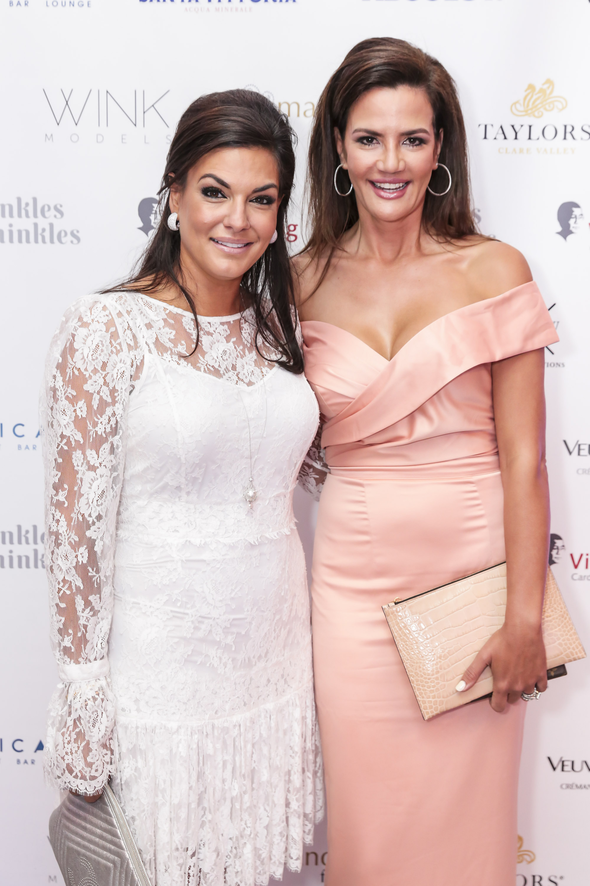 Nicole and Krissy at the Wrinkles Schminkles Launch - Behind the Scenes of The Real Housewives of Sydney Episode 7 Season 1
