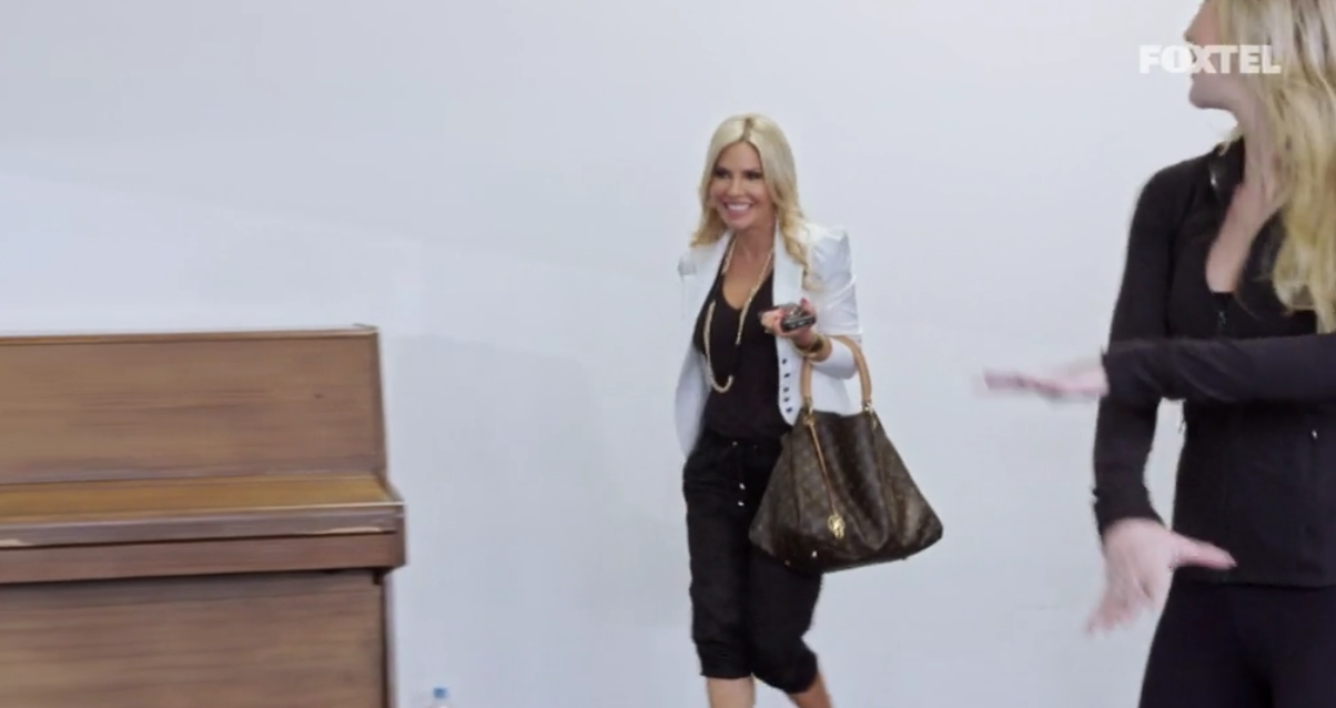 Melissa Auditioning Dancers - The Real Housewives of Sydney Episode 7 Recap Series 1 RHOS S01E07