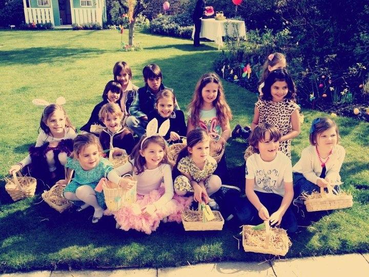 Kids at our annual Easter Egg Hunt.JPG