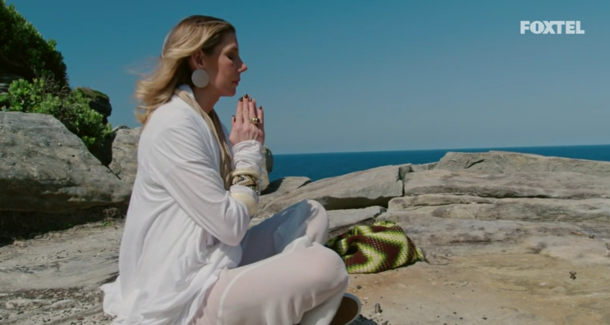 AthenaX Meditates on a Rock - The Real Housewives of Sydney Episode 8 Recap Series 1 RHOS S01E08