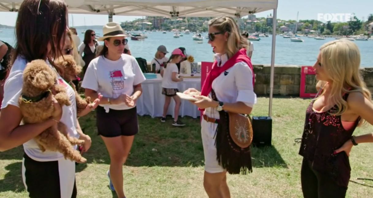 AthenaX gives Nicole a Gift  - The Real Housewives of Sydney Episode 8 Recap Series 1 RHOS S01E08