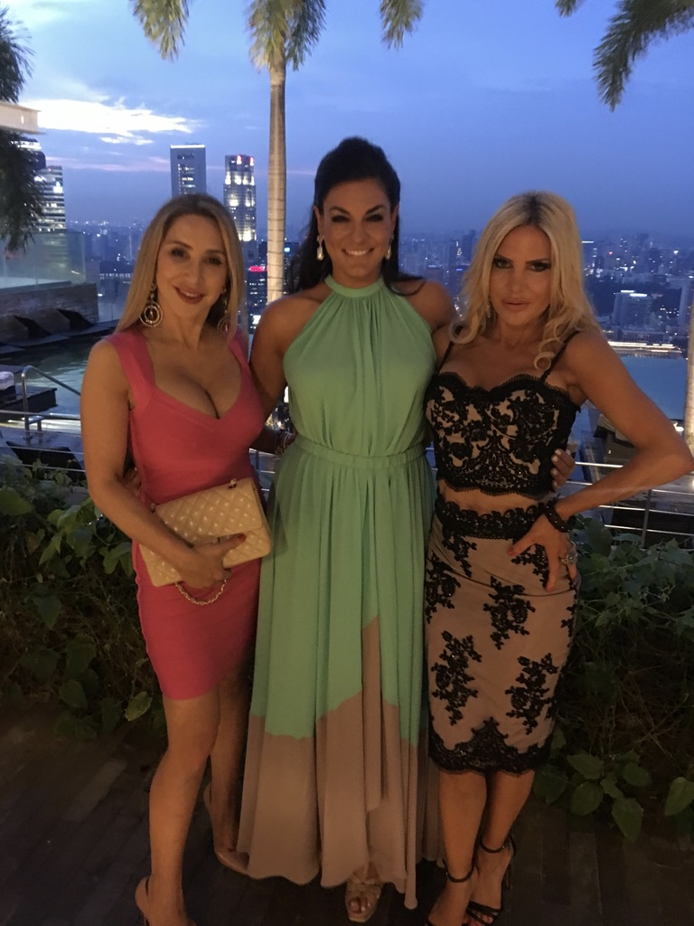 Behind the Scenes of The Real Housewives of Sydney -  Dinner at Spago, Marina Bay Sands Singapore (21).jpg