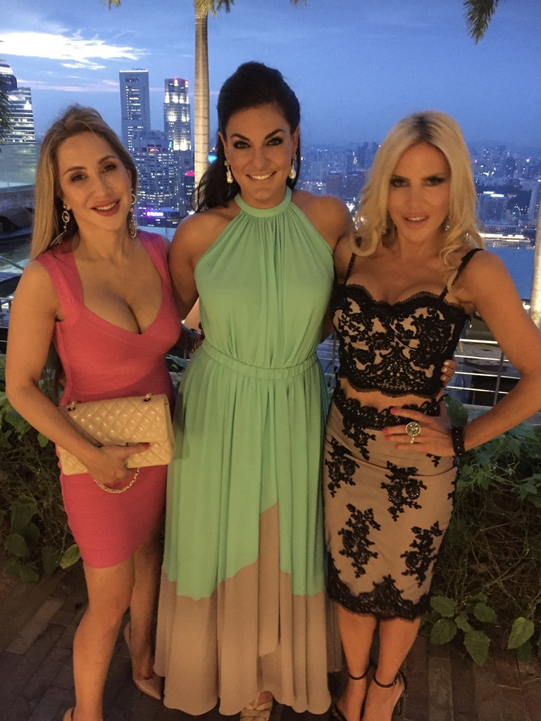 Behind the Scenes of The Real Housewives of Sydney -  Dinner at Spago, Marina Bay Sands Singapore (30).jpg